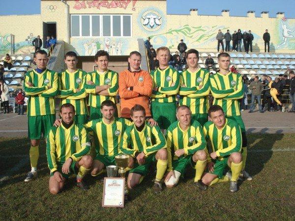 Володаром Кубка  Житомирського району з футболу 2011 року стала команда «Танкіст», фото-3
