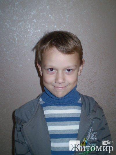 В Житомирі хлопчик порятував багатоповерхівку від пожежі (ФОТО), фото-1