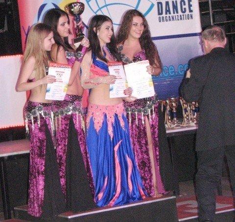 В Тернополі 500 дівчат виконали танець живота (фото, відео), фото-8