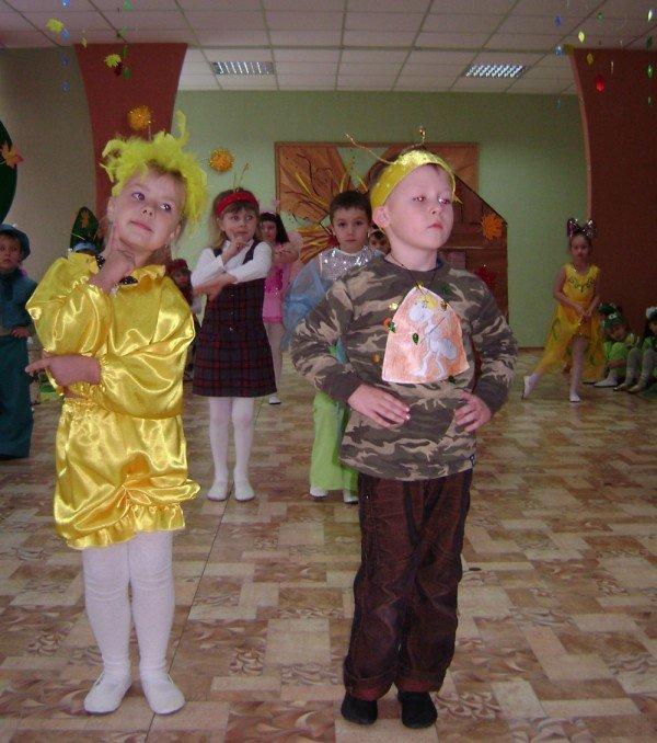 В Артемовском детском саду сегодня танцевали комары, бабочки и стрекозы, фото-4