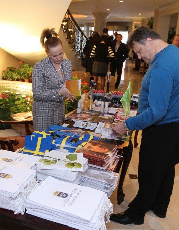 В Донецке открылись дни Швеции (фото), фото-4