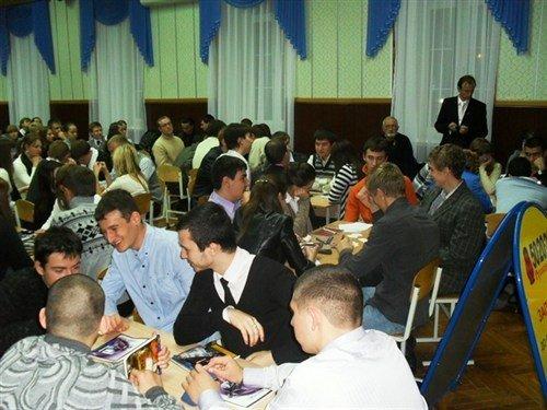 У Полтаві відбувся перший турнір зі «Що? Де? Коли?» серед студентів (ФОТО), фото-3
