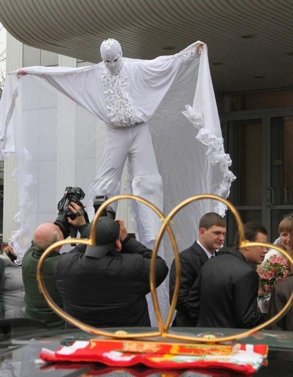 Сын Вадима Писарева никогда не забудет день своей свадьбы в Донецке (фото), фото-9