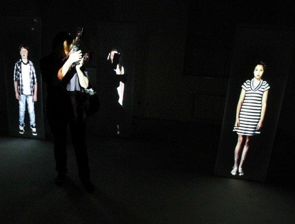 В Донецке открылась самая «высокая» выставка современного искусства (фото), фото-1