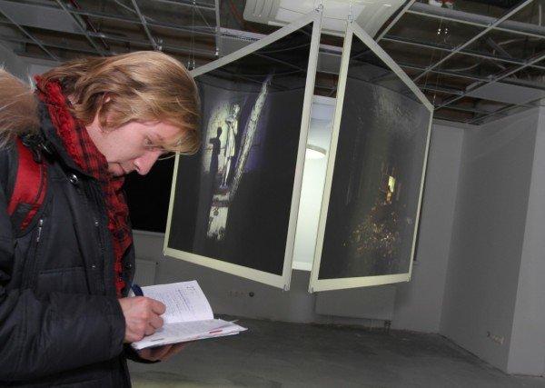 В Донецке открылась самая «высокая» выставка современного искусства (фото), фото-11