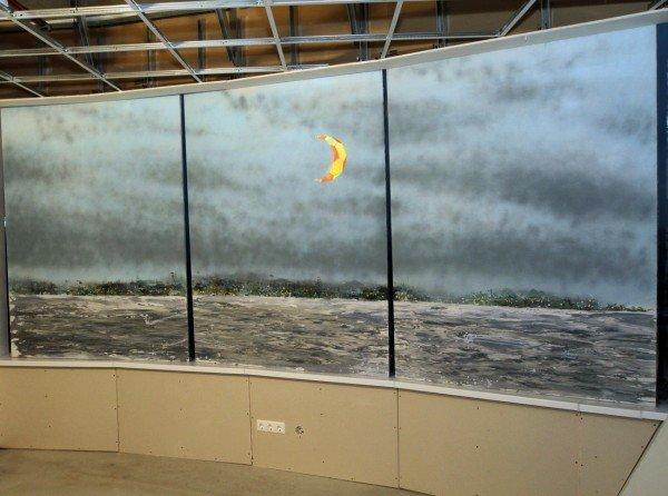 В Донецке открылась самая «высокая» выставка современного искусства (фото), фото-6