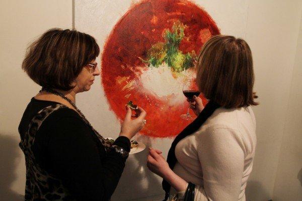 В Донецке открылась самая «высокая» выставка современного искусства (фото), фото-5
