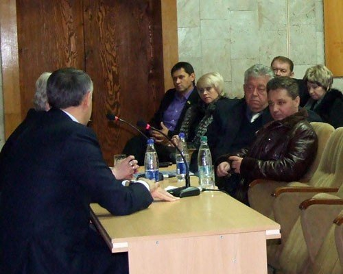 Горловская организации Партии регионов готова к реформированию, фото-2