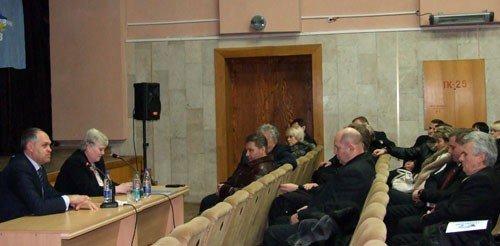 Горловская организации Партии регионов готова к реформированию, фото-1