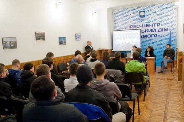 В Тернополі відбувся перший в історії міста Велофорум (фото), фото-1