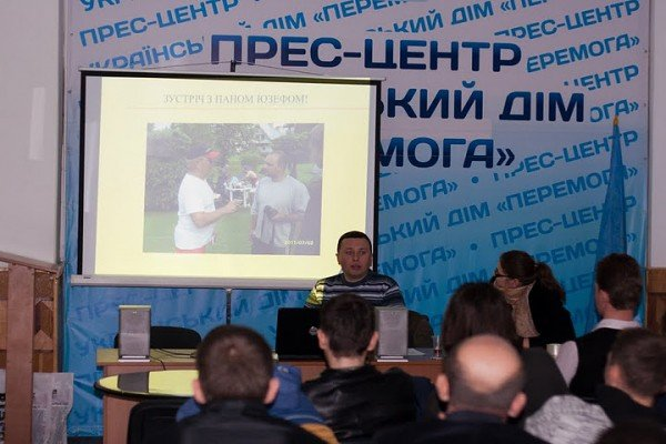 В Тернополі відбувся перший в історії міста Велофорум (фото), фото-2