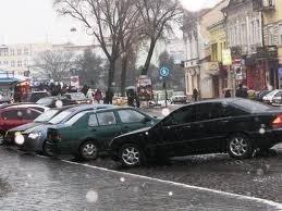 З наступного року за місцями паркування в Ужгороді спостерігатимуть відеокамери, фото-1