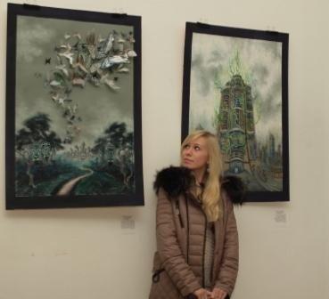 Фінал всеукраїнської мистецької акції для молодих митців відбувся у Луцьку, фото-2