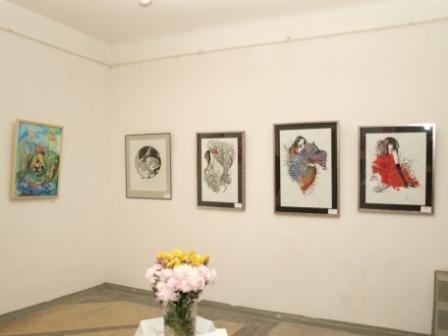 Фінал всеукраїнської мистецької акції для молодих митців відбувся у Луцьку, фото-9