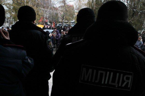 Голодающим чернобыльцам в Донецке угрожают уголовными делами - «Они ждут штурма? Не дождутся!» (фото, видео), фото-9