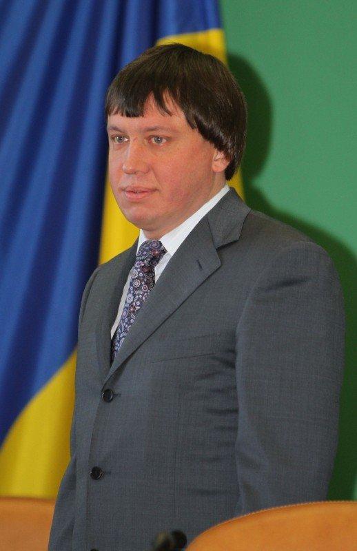 В Донецке представили нового главу областной налоговой (фото), фото-1