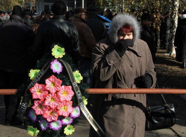 В Донецке третий день продолжается голодовка чернобыльцев (фото), фото-4