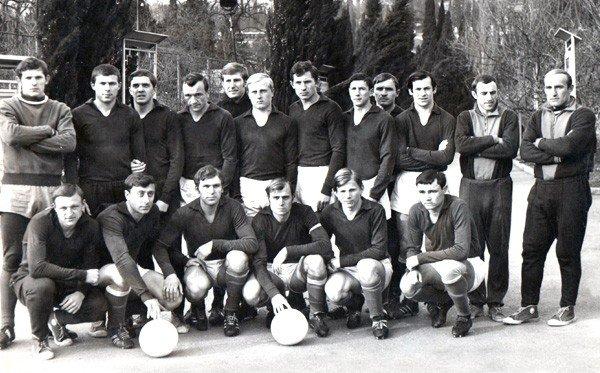 40 лет назад «Кривбасс» впервые стал чемпионом Украины, фото-1