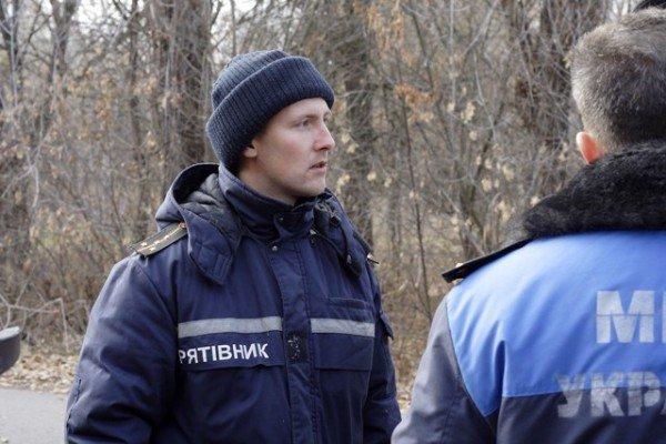 Полтавські сапери поблизу Семенівської школи знайшли фугасний снаряд (ФОТО), фото-1