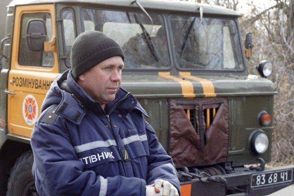 Полтавські сапери поблизу Семенівської школи знайшли фугасний снаряд (ФОТО), фото-6
