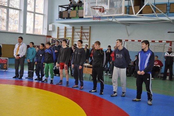 У Тернополі завершився міжнародний  турнір  з вільної боротьби (фото), фото-2