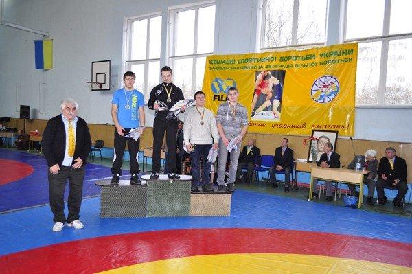У Тернополі завершився міжнародний  турнір  з вільної боротьби (фото), фото-4