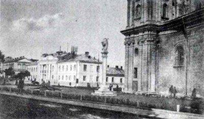 Старі пам'ятники Тернополя, фото-1