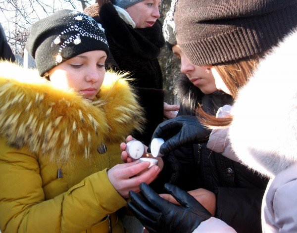 В Артемовске вспомнили о жертвах голодомора, фото-3