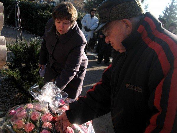 В Артемовске вспомнили о жертвах голодомора, фото-5