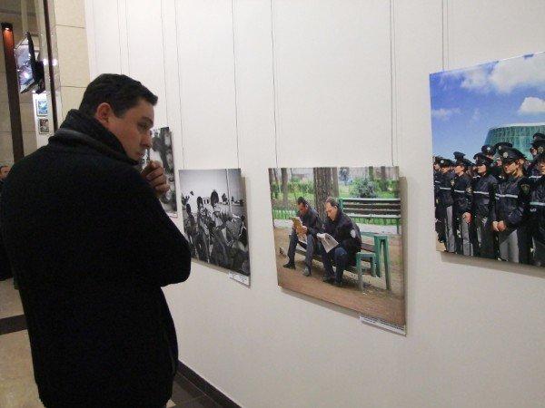 В Донецке показали одну Грузию с двумя реальностями (фото), фото-6