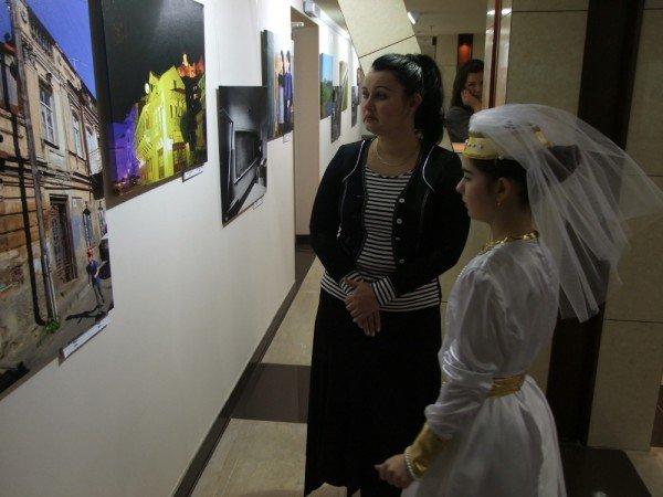 В Донецке показали одну Грузию с двумя реальностями (фото), фото-5