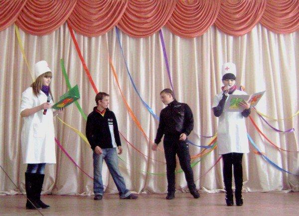 Школьники Артемовска агитировали за здоровый образ жизни, фото-1
