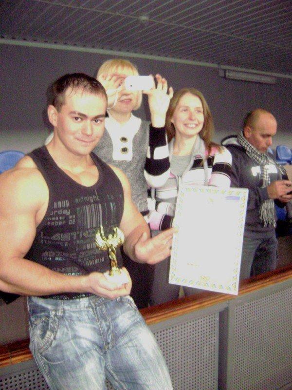 «Народный жим»: соревновались самые сильные артемовцы, фото-3