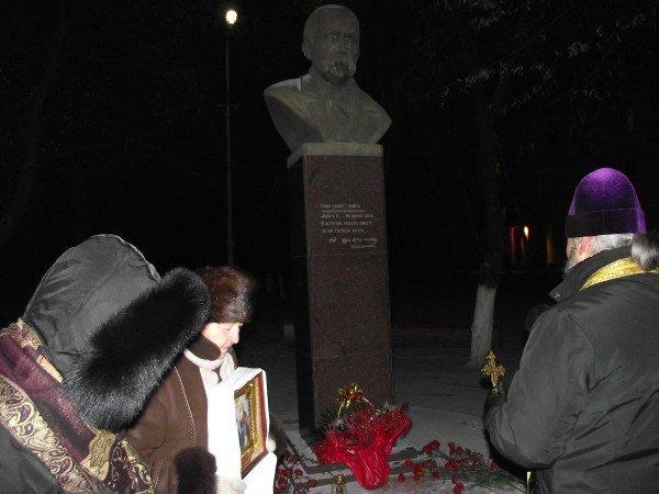 Горловка почтила память людей, павших во времена Голодомора, фото-2