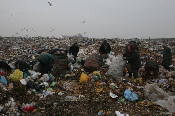Журналіст провів ніч на сміттєзвалищі під Тернополем (фото), фото-4