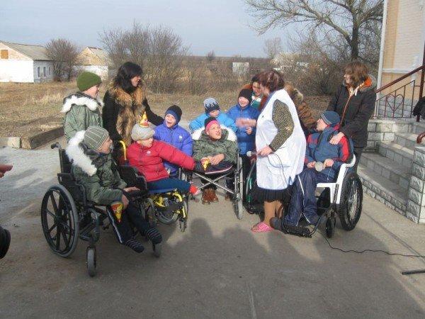 В Запорожской области дети с особыми потребностями обрели дом (ФОТО), фото-3