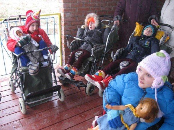 В Запорожской области дети с особыми потребностями обрели дом (ФОТО), фото-1