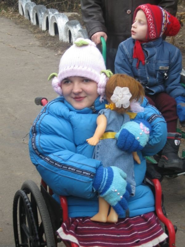 В Запорожской области дети с особыми потребностями обрели дом (ФОТО), фото-2