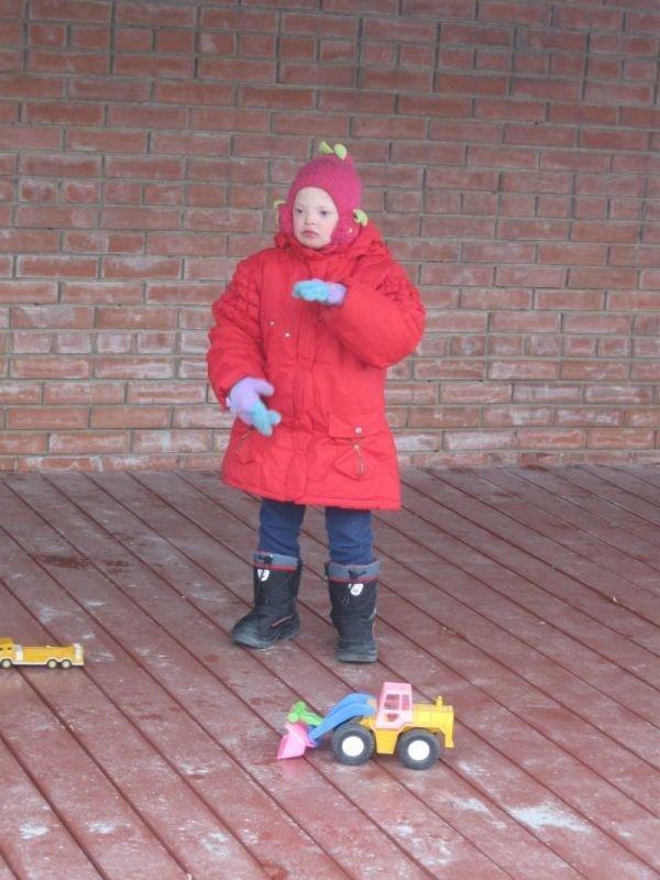 В Запорожской области дети с особыми потребностями обрели дом (ФОТО), фото-7