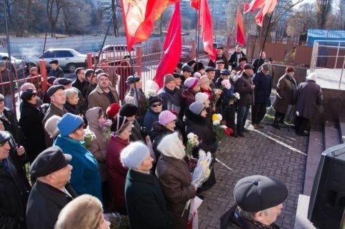 Коммунисты поклялись бороться с «бандеровской мразью» (ФОТО), фото-2