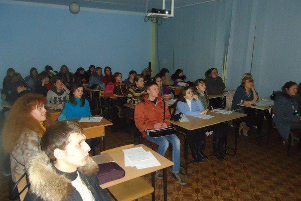 Студенты Горловки провели параллели между музыкой и революцией, фото-1