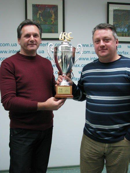 Этап IRC «Prime Ялта Ралли» получил награду (ФОТО), фото-1