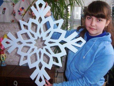 В одной из горловских школ открылась «Мастерская Деда Мороза», фото-4