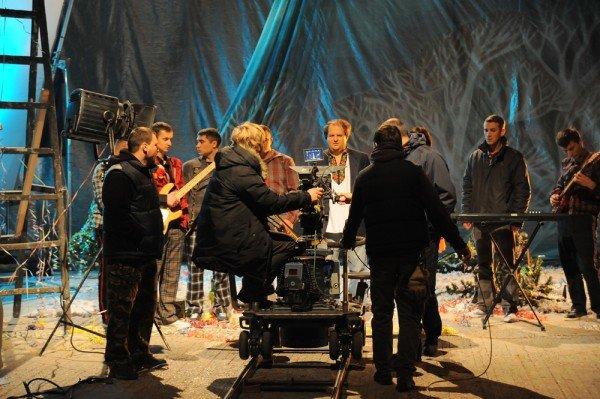 """ТІК відзняв кліп на пісню """"Гуляй, народ!», фото-2"""