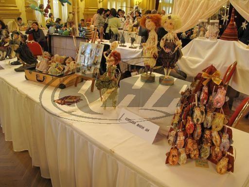 Ялтинка представила свои работы на Международной выставке кукол «Doll Prague» (ФОТО), фото-4