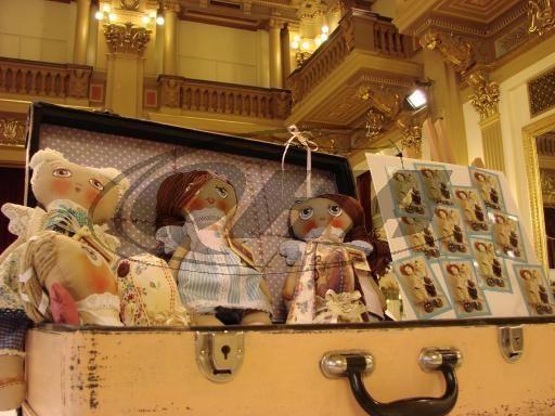 Ялтинка представила свои работы на Международной выставке кукол «Doll Prague» (ФОТО), фото-5