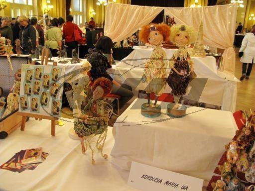 Ялтинка представила свои работы на Международной выставке кукол «Doll Prague» (ФОТО), фото-3