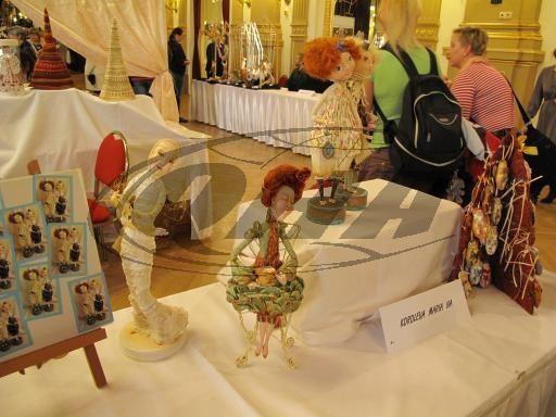 Ялтинка представила свои работы на Международной выставке кукол «Doll Prague» (ФОТО), фото-2