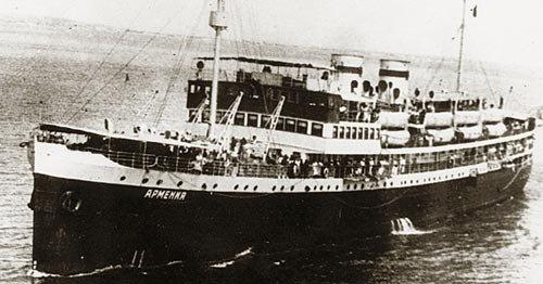 Ялтинские исследователи получили из немецких архивов копии документов об уничтожении советского транспорта «Армения», фото-1