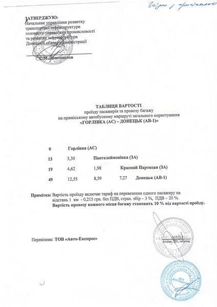 Донецкие блоггеры и корреспонденты проверили горловские автобусы. Вывод: тариф завышен вдвое, фото-2